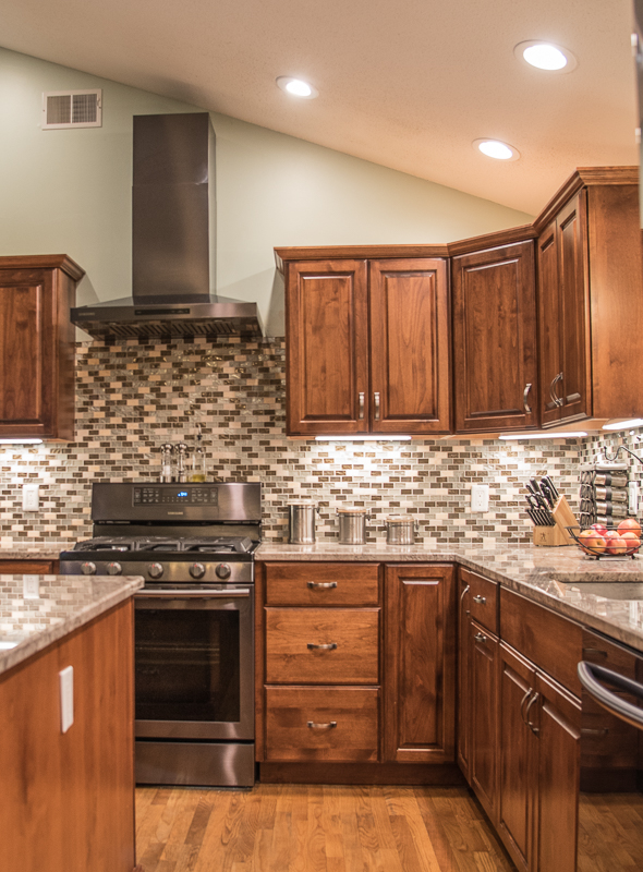 Beach Hill Drive Londonderry New Hampshire Blair Cabinets